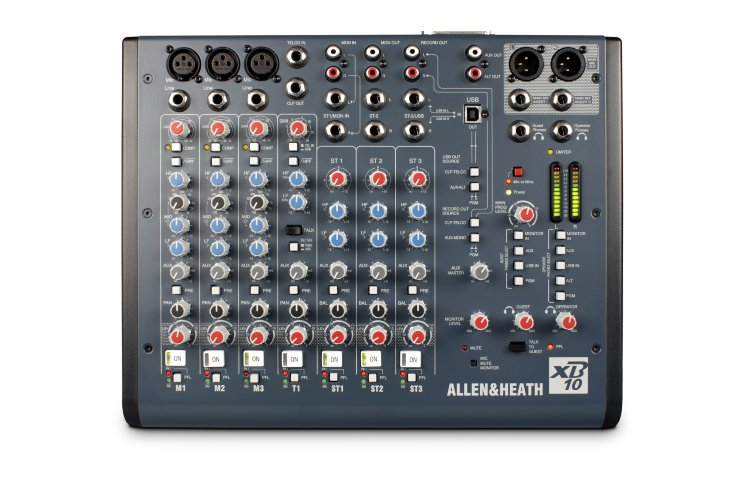 Allen&Heath XB10 Микшерный пульт