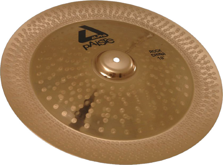 "PAISTE 18"" Rock China Alpha Тарелка"