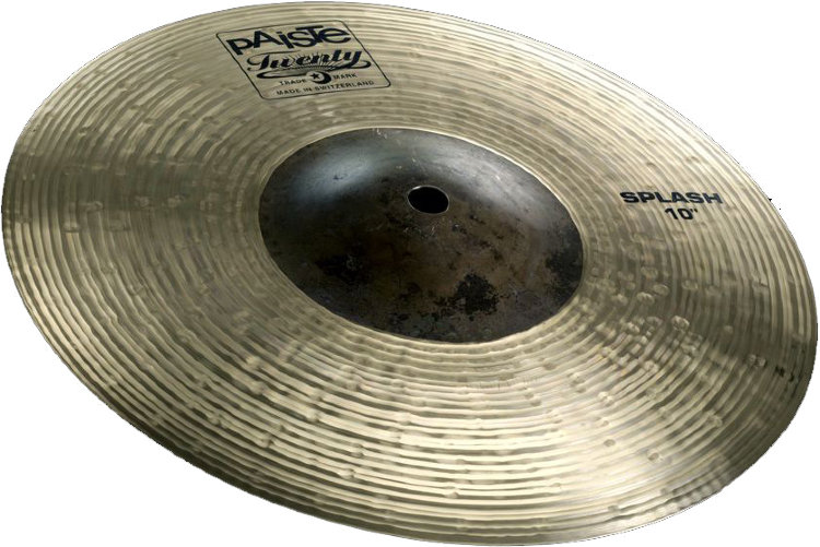 "PAISTE 12"" Splash Twenty Тарелка"