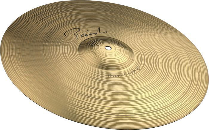 "PAISTE 16"" Power Crash Signature Тарелка"