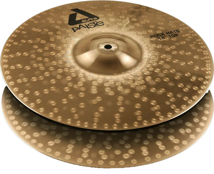 "PAISTE 14"" Rock Hats Alpha Тарелка"