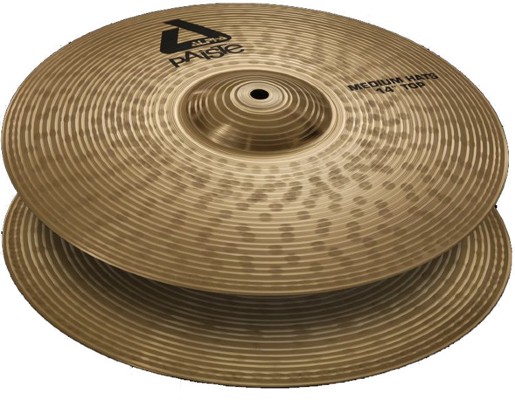 "PAISTE 14""Medium Hi-Hat Alpha Тарелка"