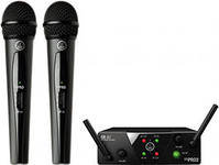 AKG WMS40 Mini2 Vocal Set BD US45A/C Радиосистема