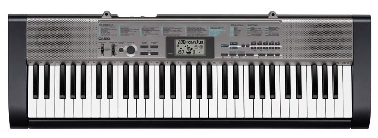 CASIO CTK-1300 Синтезатор
