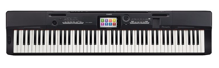 CASIO PX-360 ЦИФРОВОЕ ПИАНИНО