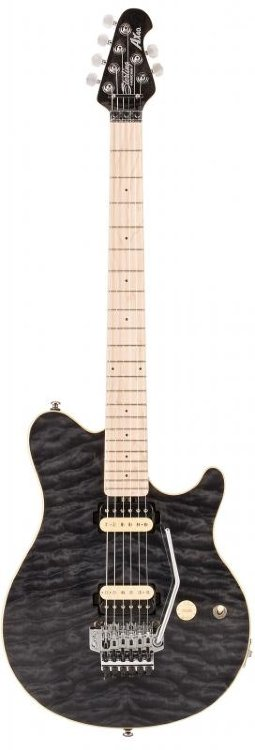 Sterling by MUSICMAN AX40TBK Электрогитара