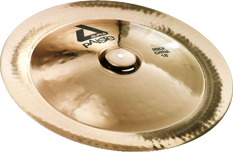 "PAISTE 18"" Alpha B Rock China Тарелка"