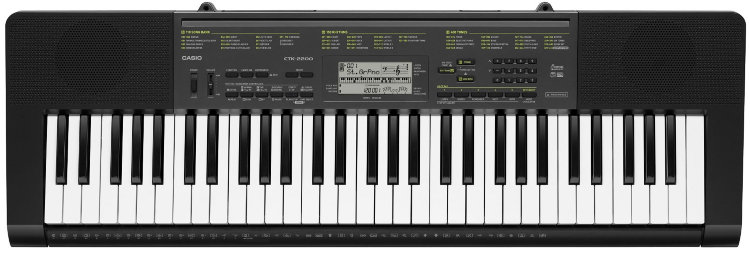 CASIO CTK-2200 Синтезатор
