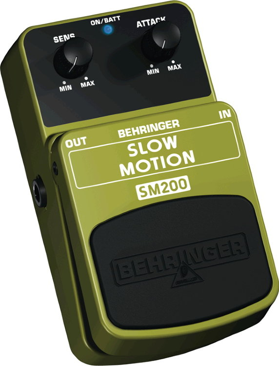 BEHRINGER SM200 Slow motion Педаль эффектов