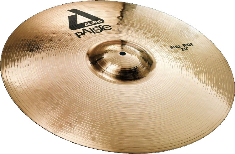 "PAISTE 20"" Alpha B Full Ride Тарелка"