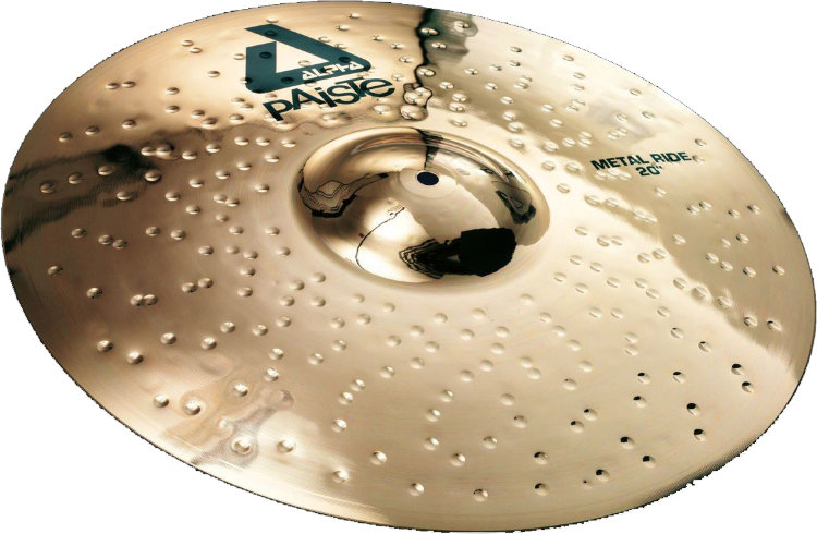 "PAISTE 20"" Alpha B Metal Ride Тарелка"