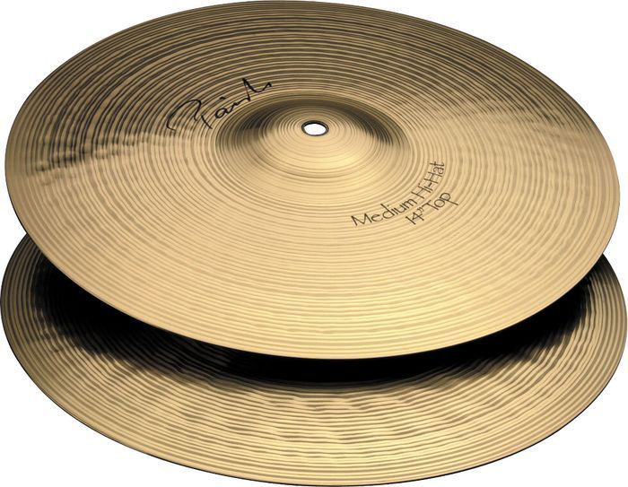 "PAISTE 14"" Medium Hi-Hat Signature Тарелка"