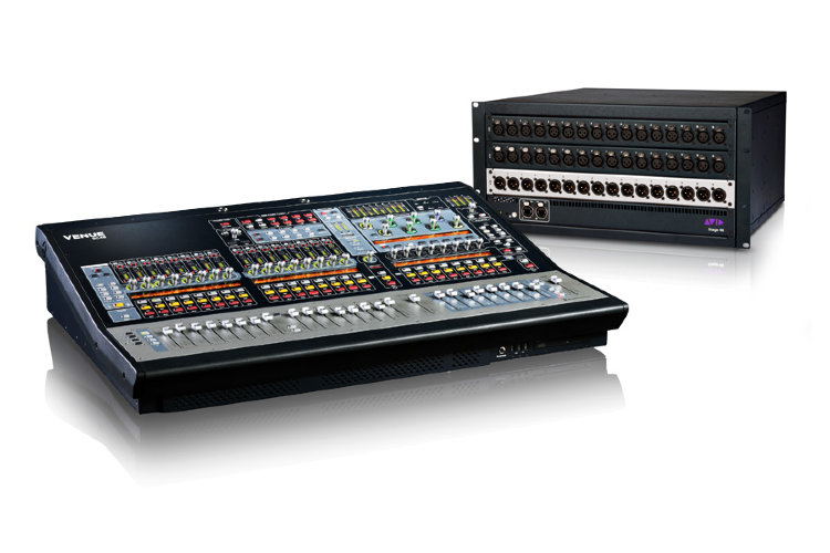 AVID VENUE SC 48 REMOTE BUNDLE Микшерный пульт