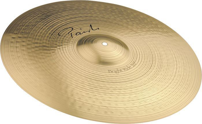"PAISTE 20"" Bright Ride Signature Тарелка"