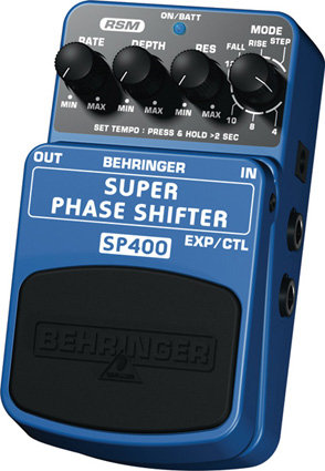 BEHRINGER SP400 Super phase shifter Педаль эффектов