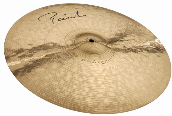 "PAISTE 16"" Crash Mark I (New Signature) Dark Energy Тарелка"