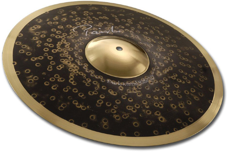 "PAISTE 22"" Dark Metal Ride Signature Тарелка"