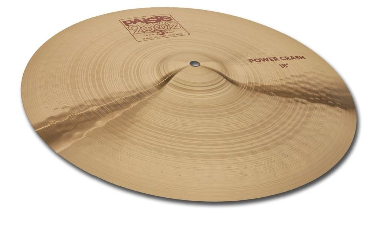 "PAISTE 17"" Power Crash 2002 Тарелка"