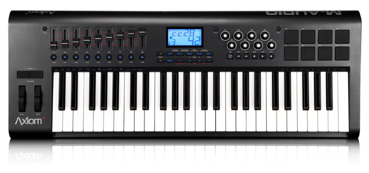 M-Audio Axiom Mark II 49 USB MIDI-клавиатура