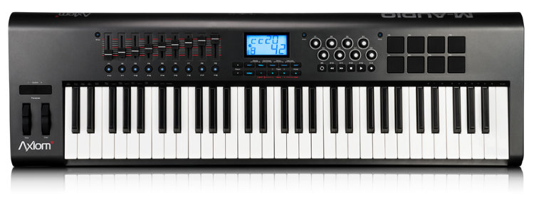 M-Audio Axiom Mark II 61 USB MIDI-клавиатура