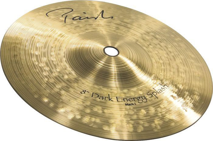 "PAISTE 08"" Splash Mark I (New Signature) Dark Energy Тарелка"
