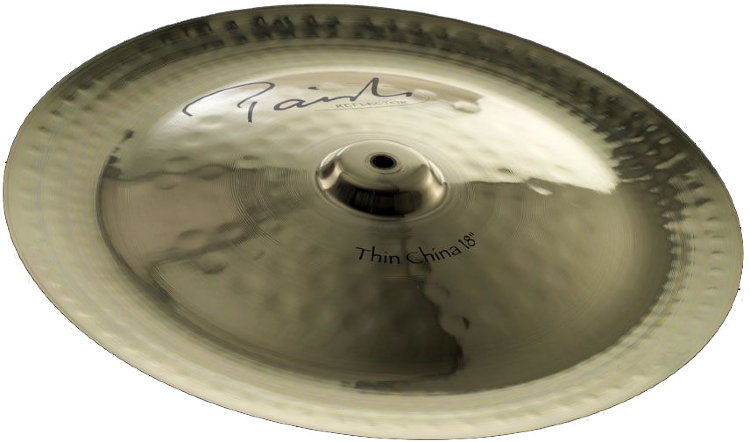 "PAISTE 18"" Thin China Sinature Reflector Тарелка"