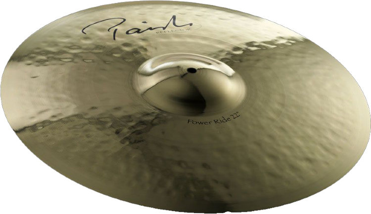 "PAISTE 22"" Power Ride Signature Reflector Тарелка"