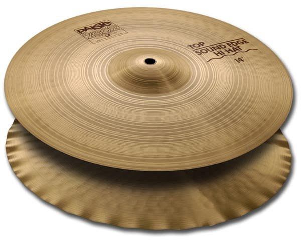"PAISTE 13"" Sound Edge Hi-Hat 2002 Тарелка"