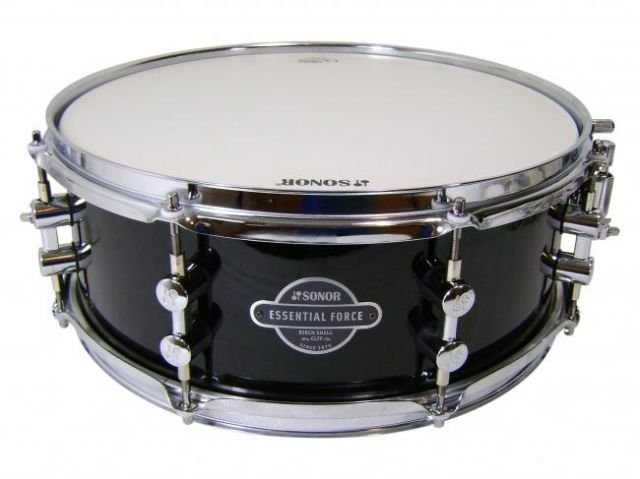 SONOR ESF 11 1455 SDW 11234 Piano Black Малый барабан