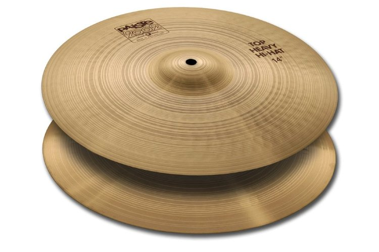 "PAISTE 14"" Heavy Hi-Hat 2002 Тарелка"