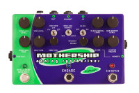 PIGTRONIX MGS Mothership Guitar Analog Synthesizer Педаль эффектов