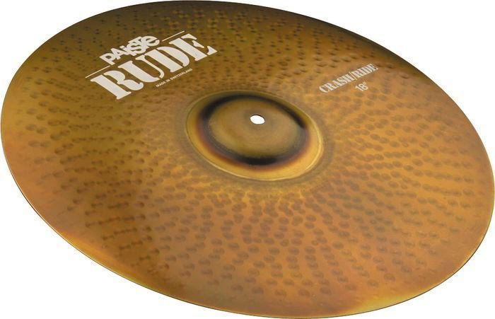 "PAISTE 17"" Crash/Ride Rude Тарелка"