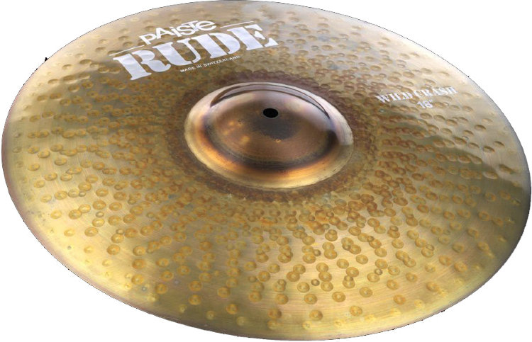 "PAISTE 17"" Wild Crash Rude Тарелка"