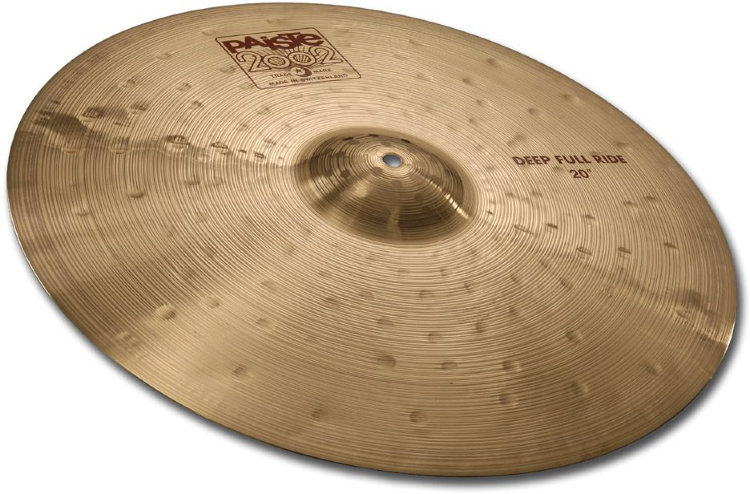 "PAISTE 20"" Deep Full Ride 2002 Тарелка"