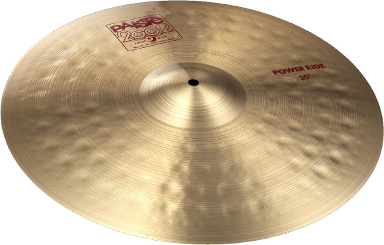 "PAISTE 20"" Power Ride 2002 Тарелка"