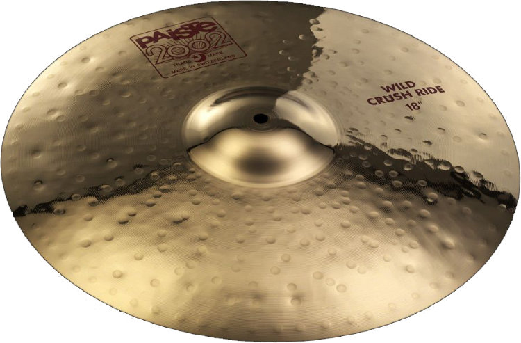 "PAISTE 20"" Wild Crush Ride 2002 Тарелка"