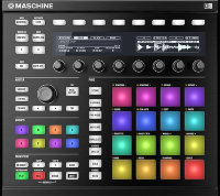 Native Instruments Maschine Mk2 Blk Программно-аппаратный комплекс