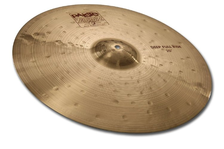 "PAISTE 22"" Deep Full Ride 2002 Тарелка"