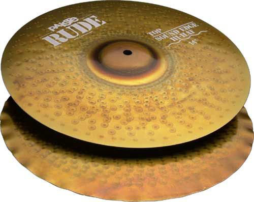 "PAISTE 14"" Sound Edge Hi-Hat Rude Тарелка"