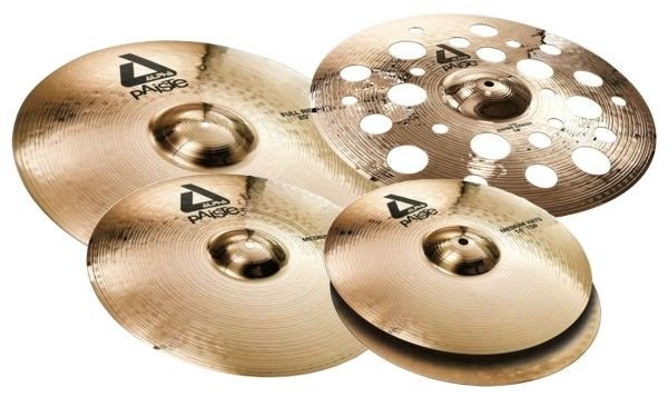 Paiste Alpha 'B' Swiss Edition Medium Set Комплект тарелок
