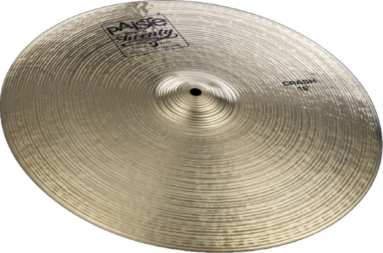 "PAISTE 19"" Crash Twenty Тарелка"